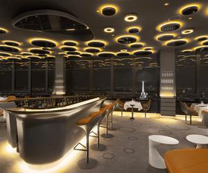 Ciel de Paris Restaurant by Noé Duchaufour-Lawrance