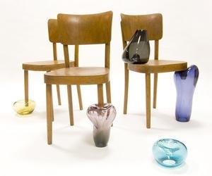 Cinderella's Chair by Anna Ter Haar