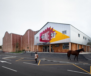 Cine 32 in Auch by Encore Hereux