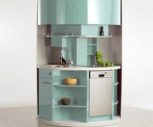 Circle Kitchen By Compact Concepts
