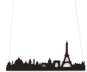 Cities Oui Love necklace by Jen Murse