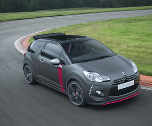 Citroën DS3 Cabrio Racing Concept Car