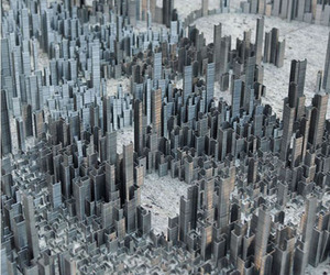 City Of Staples by Peter Root