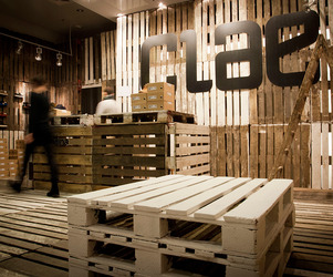 CLAE Pop-up Footwear Shop by mode:lina
