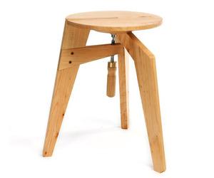 Clamped Stool