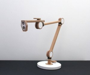 CLAP Lamp by Produkt Tank