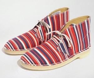 Clarks Originals x Southsea Deckchairs Desert Boots