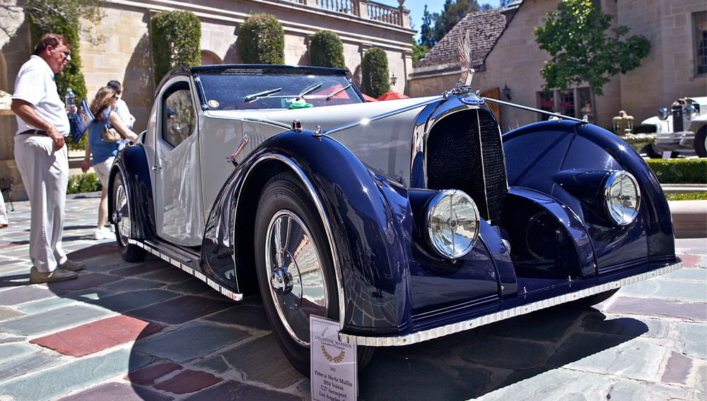 Classic Cars And Motorcycles Come To Beverly Hills On May 6