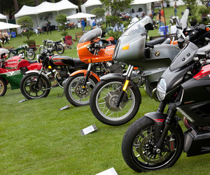 Classic Motorcycles Come to Carmel May 6