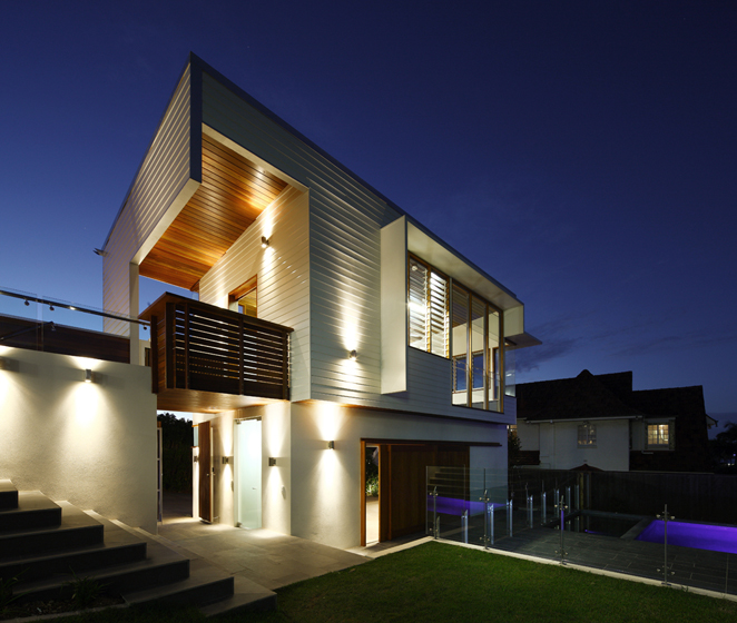 Clayfield House By Shaun Lockyer Architects