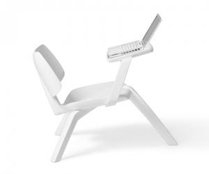 """Cleanroom Chair"" from Ontwerpers"