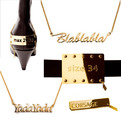 Clever Commentary Jewelry