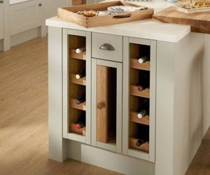 Clever Kitchen Storage from Howdens