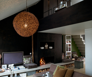 Cleverly Designed Stockholm Attic by Jimmy Schonning