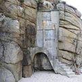 Cliffside Beach Hut