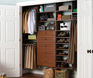 rubbermaid track the easy wardrobe organizer closet closets you for shelving system design storage best choosing