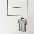 Clothing Rails by Annaleena Leino