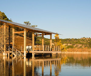 Cloud 9 Lakeside Pavilion by Lake Flato