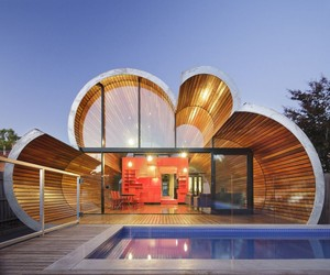 Cloud House in Melbourne by McBride Charles Ryan