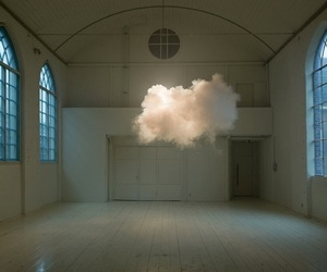 Cloud In Room by Berndnaut Smilde