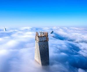 Cloudlands of Dubai
