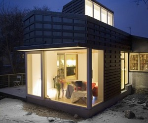 Cloudy House by LASC Studio