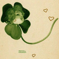 Clovers by Raphael Kirchner