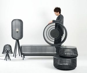 Dami Series CNC Furniture and Lighting by Seung Yong Song