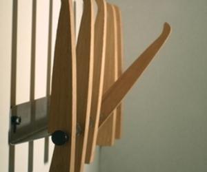 Coat rack by Yodo Kurosawa