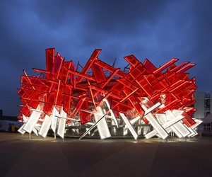 Coca-Cola Beatbox Pavilion For London Olympics