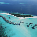 Cocoa Island Resort in Maldives
