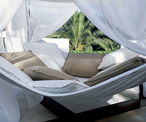 Cocoon Hammock by Henry Hall