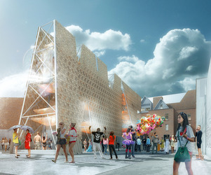 CODA wins the MoMA PS1 Young Architects Program 2013