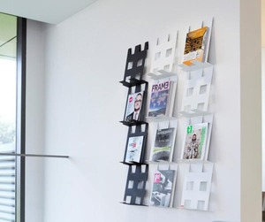 COEN! FOLDR - A Wall Mounted Magazine Holder