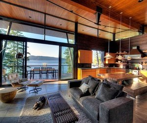 Coeur D'Alene Residence in Idaho| Uptic Studios