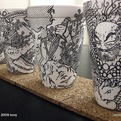 Coffee Cup Art by Boey