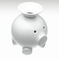 Coink, Unique Ceramic Piggy Bank