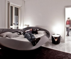 Col Letto – Modern Bed by Lago