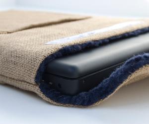 ColcaSac Burlap MacBook Sleeves