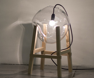 Collide lamp by Henrik Fredberg