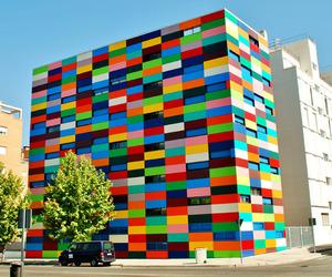 Color Blocking in Architecture