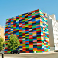 Color Blocking in Architecture