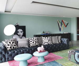 Colorful Apartment in Brazil