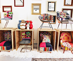 Colorful Bokja Design Furniture