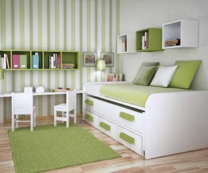 Colorful Interiors For Kids by Sergi's Designer