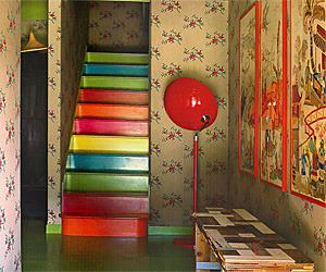 Colorful Interior Inspiration