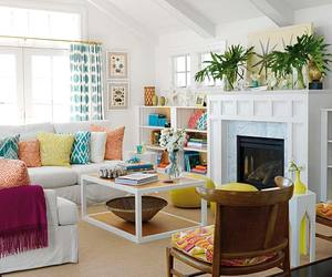 Colorful Surfer-chic Beach House by Mona Berman
