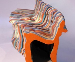 Colorful Unique Chair