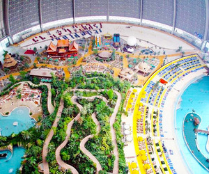Colossal Tropical Island Resort Hidden In Germany