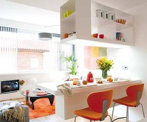 Colourful and cheerful studio in Madrid